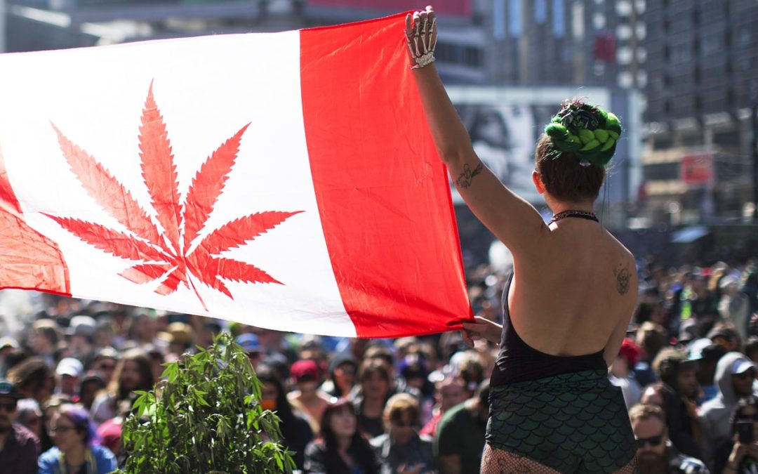 Two of Canada's Big Six banks backing away from marijuana industry